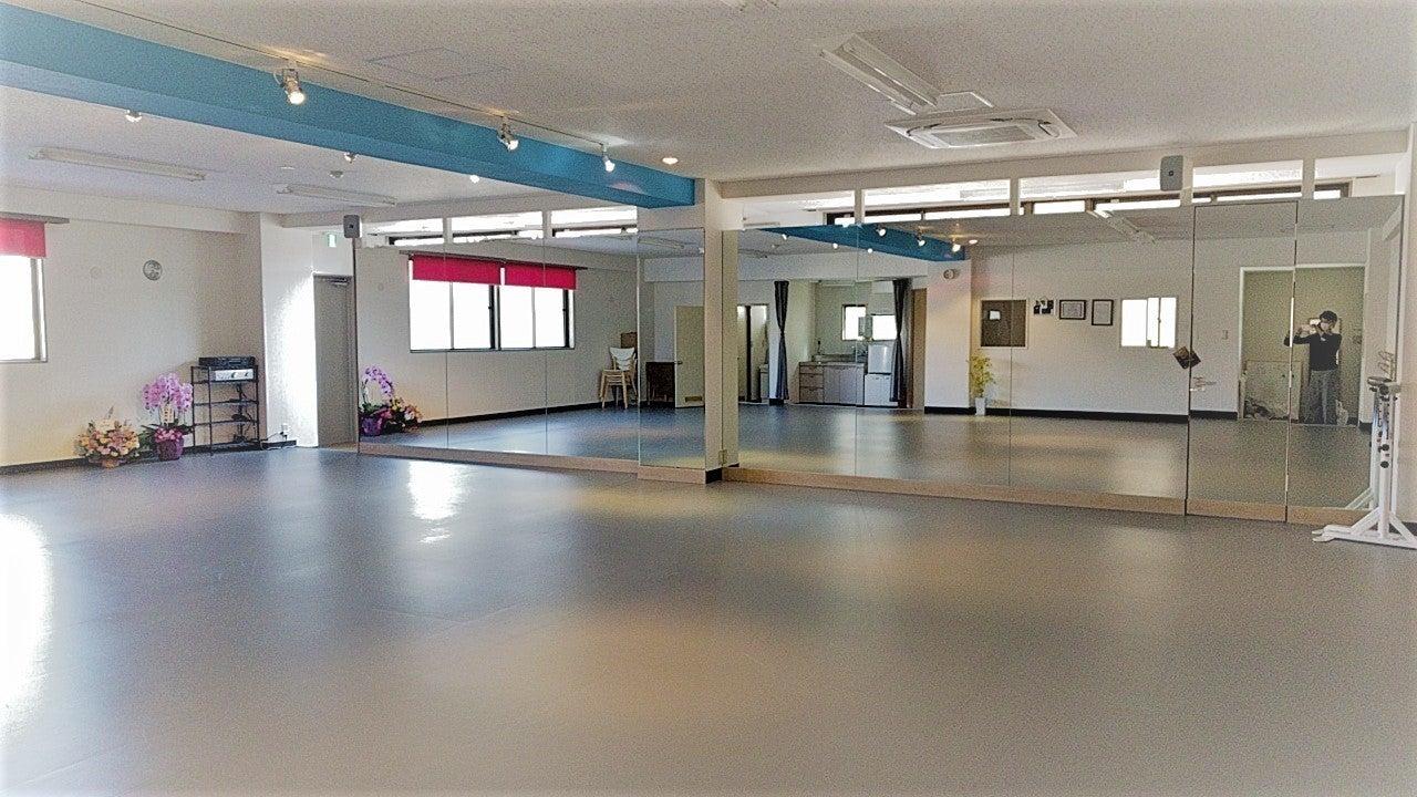 ダンス用リノリウム床、鏡、バレエバーあり。東所沢駅徒歩2分! タントタンツダンススタジオ (タントタンツスタジオ 東所沢駅前) の写真0