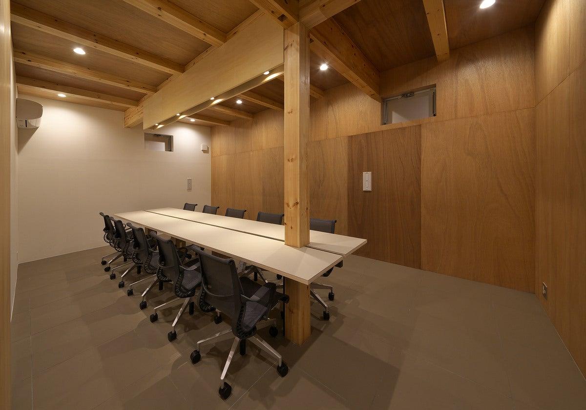 【JR姫路駅徒歩5分】圧倒的雰囲気を感じる会計事務所の一角/大会議室 の写真