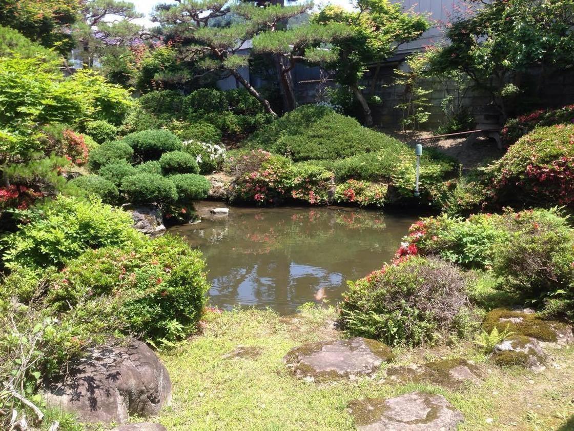会津時代庭園