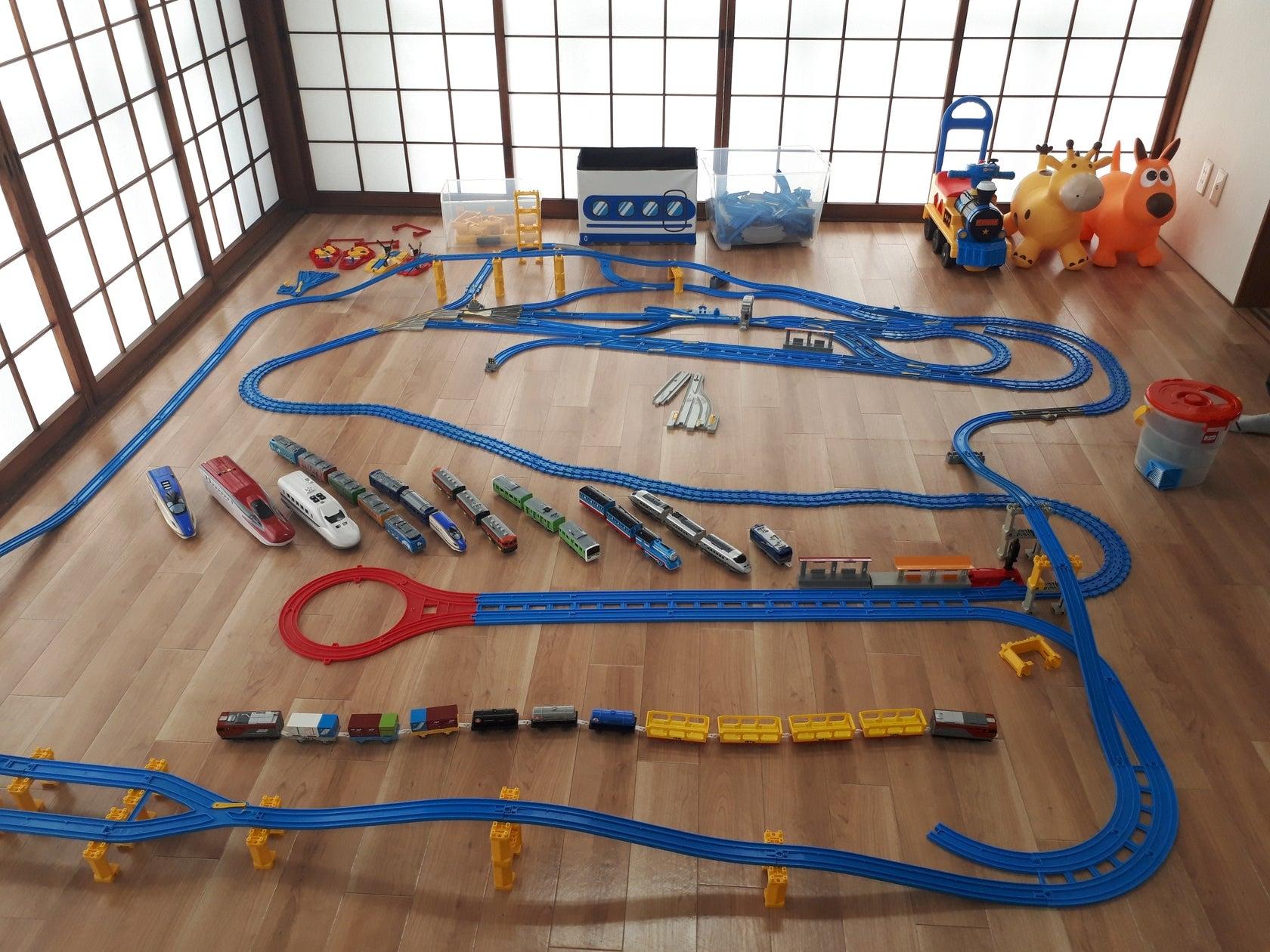 『Tool』未就学児向けおもちゃ多数・広いベランダも有り リビング14畳・キッチン6畳【2018.4月改装】 の写真