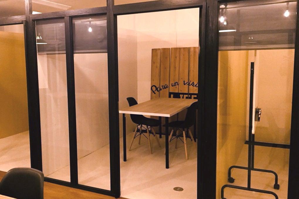仙台市青葉区一番町一丁目のオシャレ空間内の個室【ROOM9】!少人数の打合せやミーティング等に! の写真