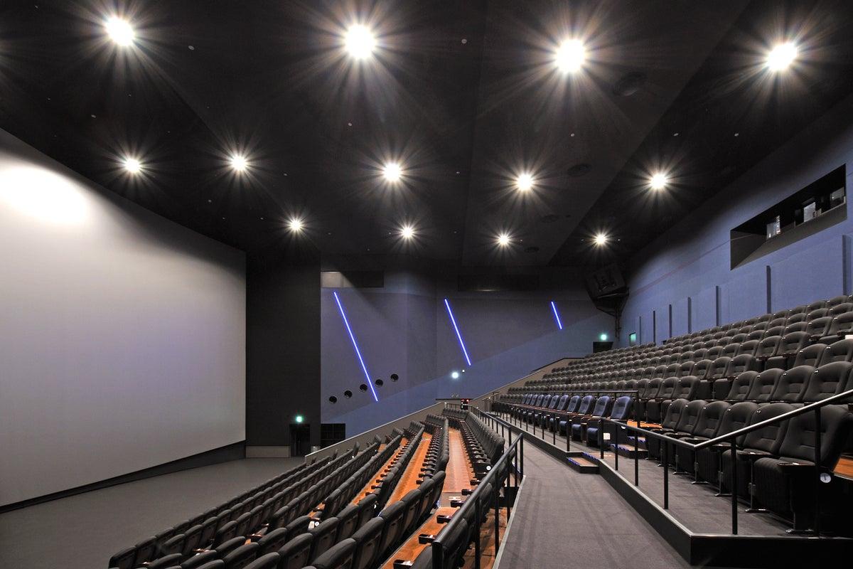 【成田】471名収容!国内最大級のIMAXシアター/成田IMAXデジタルシアター  の写真