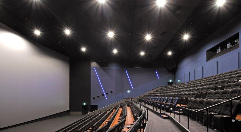 【成田】471名収容!国内最大級のIMAXシアター/成田IMAXデジタルシアター