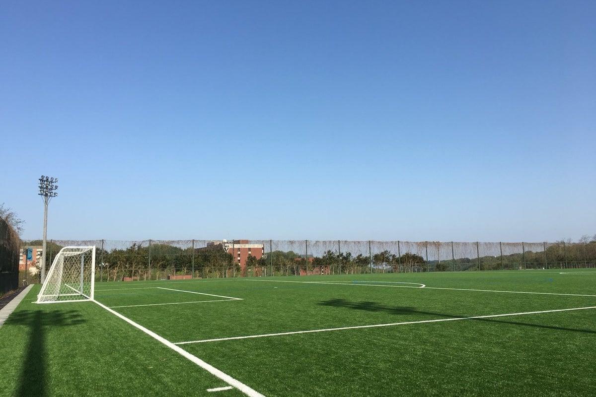 金沢大学SOLTILO FIELD ABコート《金沢大学キャンパス内》スポーツ、イベント、写真撮影などに最適な自然空間 の写真