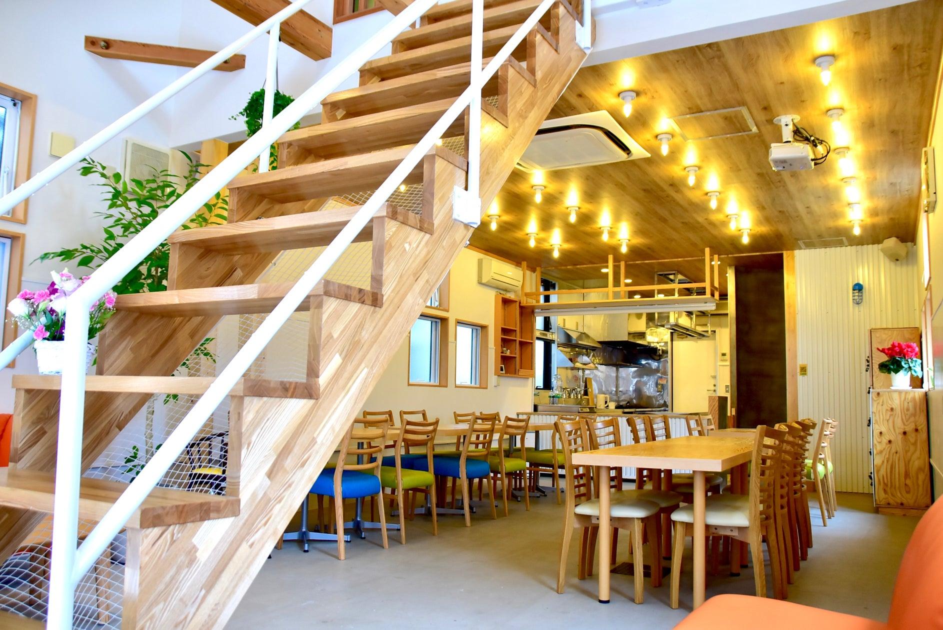 【東西線 葛西駅すぐ】木の温かみを感じる一戸建てスペース パーティ・セミナー・学びの場に。 の写真
