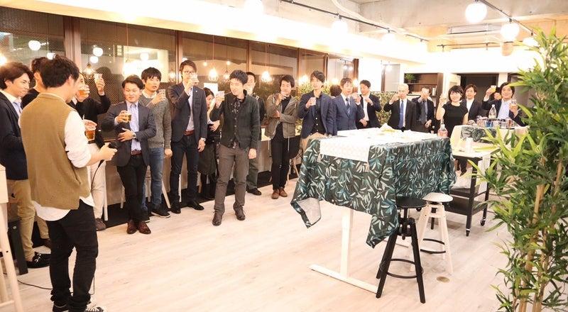 【12/1OPEN!】オシャレな貸切スペース!社内イベント・交流会・就活イベントに!