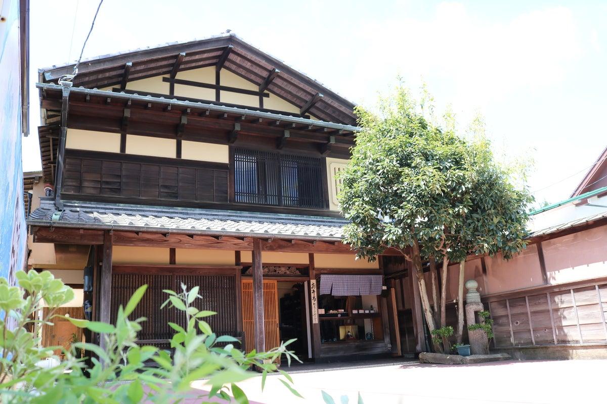 緑を眺める畳の貸スペース:和室八畳二間・海まで徒歩10分 の写真