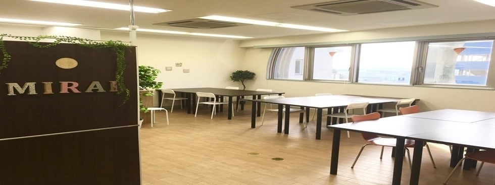 上尾駅東口徒歩2分!埼玉初の24時間営業のコワーキングスペース の写真