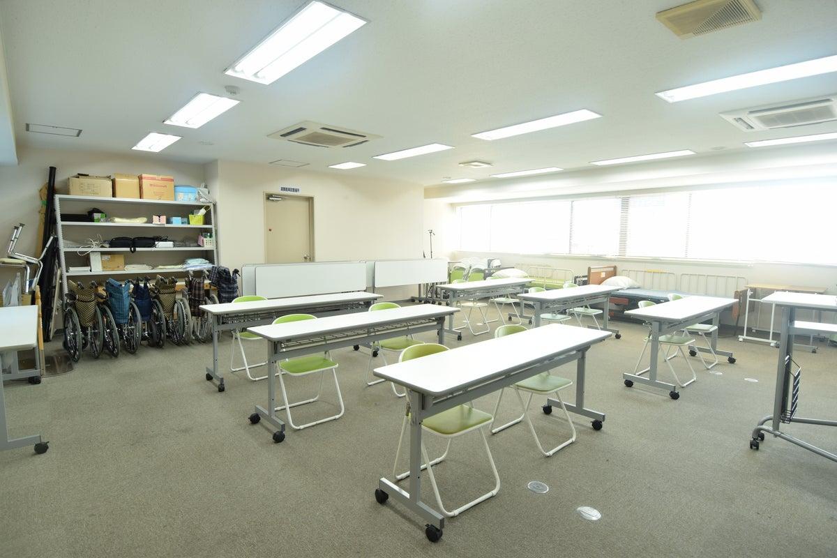 駅近!福祉系会議室の貸切利用!【第1教室】 の写真