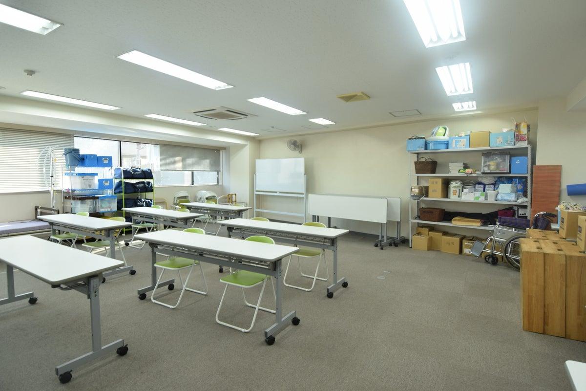 駅近!福祉系会議室の貸切利用!【第2教室】 の写真