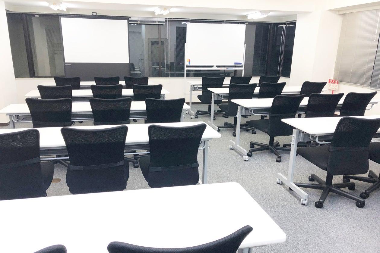 赤坂駅徒歩3分 駅近 格安会議室 最大30人着席目安 中規模セミナー会議オフ会など最適なスペース