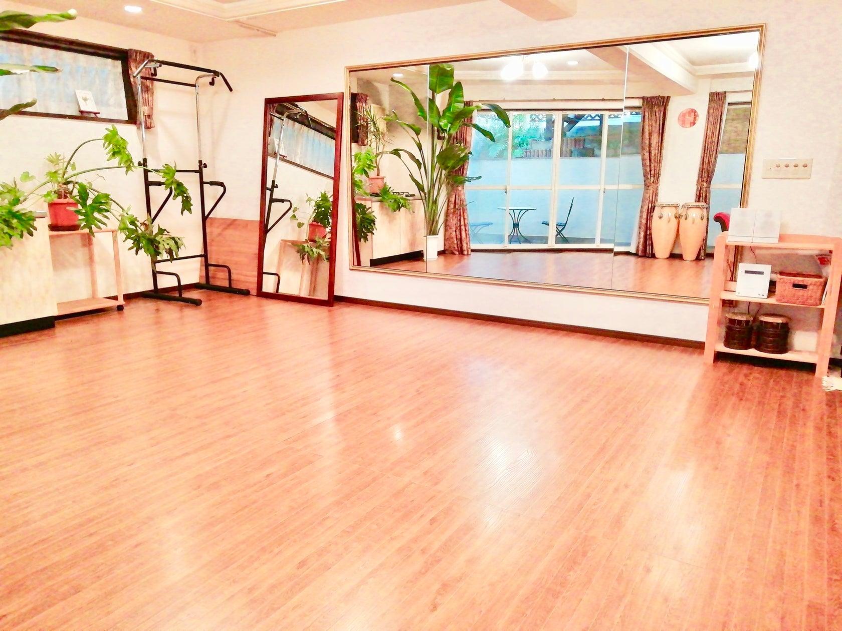 ダンス・ヨガ・ワークショップに!下北沢の隠れ家スタジオ Studio BAILA 下北沢