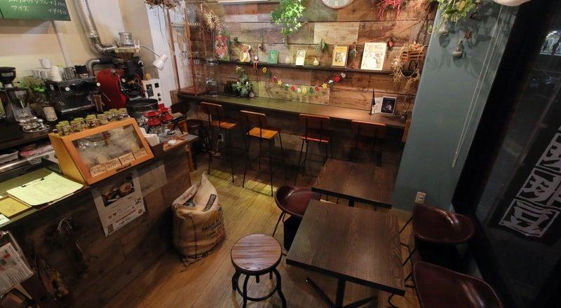 【東中野駅徒歩1分】キッチン付きカフェ/ナチュラルな癒しの空間。パーティー・撮影などに!