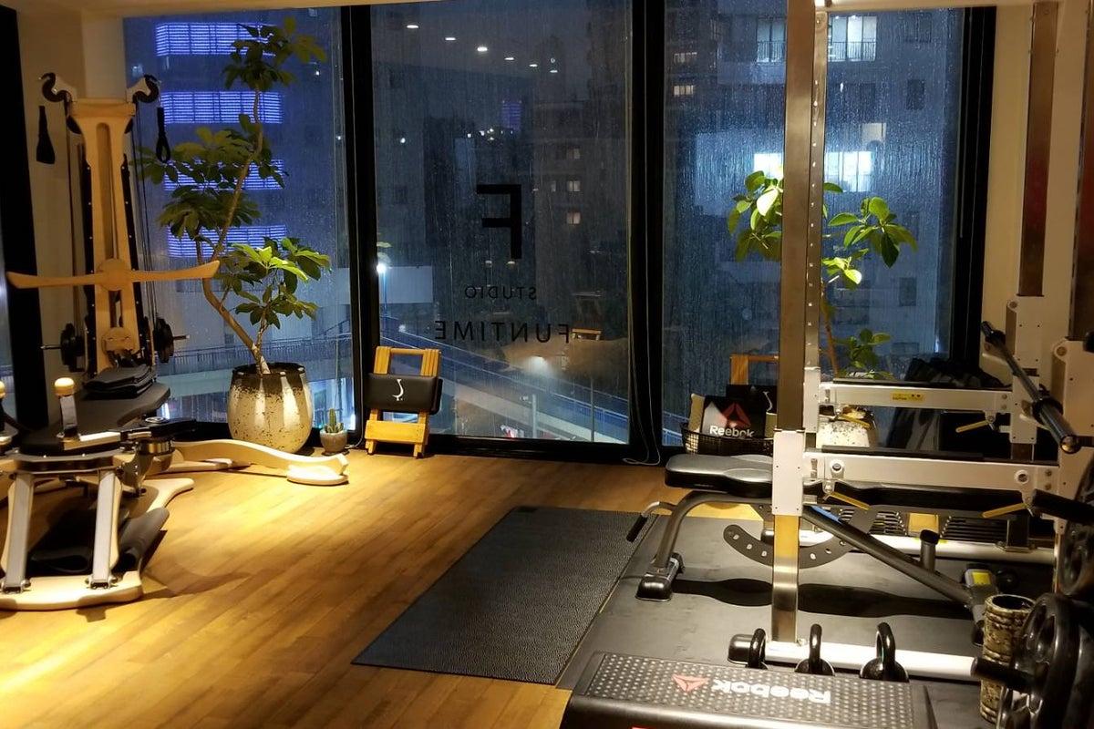 恵比寿駅徒歩5分!フリーランスのトレーナーや、プライベートでトレーニングしたい方に! の写真