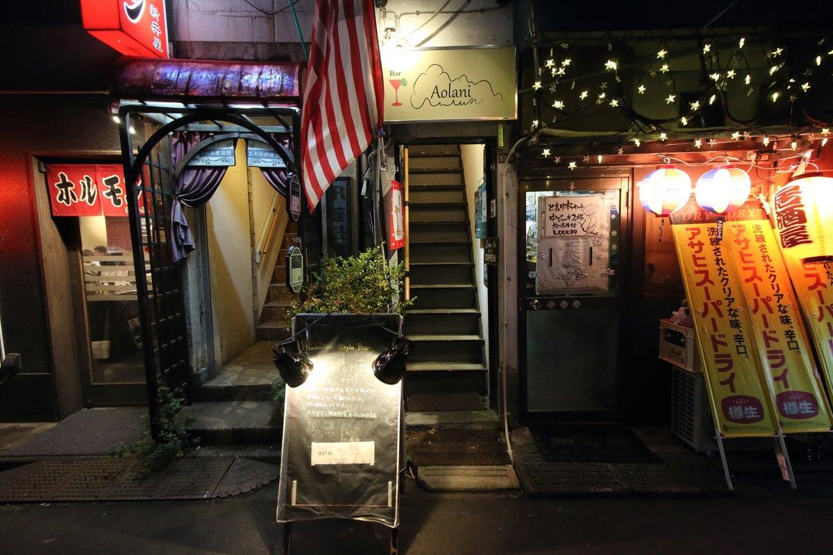 【高円寺駅徒歩3分】木の温もりのあるハワイアンバー!パーティー・撮影など多用途に! の写真
