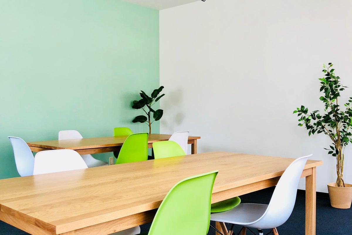⭐️⭐️お手軽レンタルスペース⭐️⭐️  Wi-Fi完備♪⭐️⭐️府内センタービル ガーデンプラザ6階 605 の写真