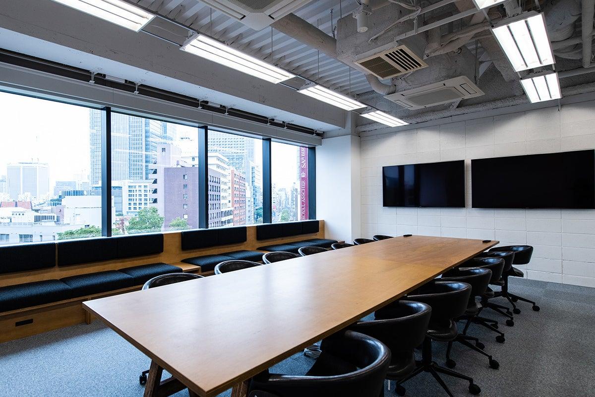 【六本木・乃木坂】セミナー・ミーティング用会議室(37平米・12〜20名収容) の写真