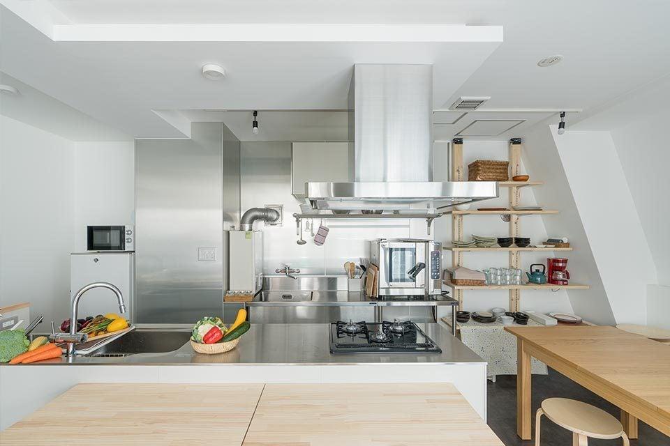 食と地域をテーマにしたキッチンスタジオ「Root Kitchen」。パーティ・セミナー・撮影などに! の写真