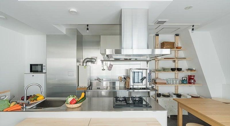 食と地域をテーマにしたキッチンスタジオ「Root Kitchen」。パーティ・セミナー・撮影などに!