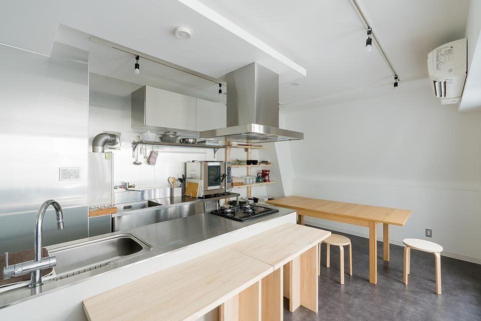 食と地域をテーマにしたキッチンスタジオ!料理教室・パーティ・セミナー・料理撮影などに! の写真