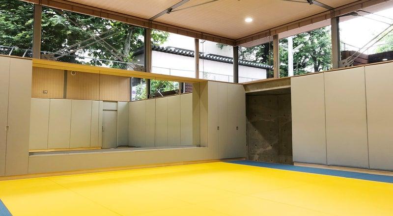 【世田谷区・尾山台】駅徒歩5分、広々32畳の柔道場。格闘技、トレーニング、ヨガ、ピラティス、様々な用途にどうぞ。