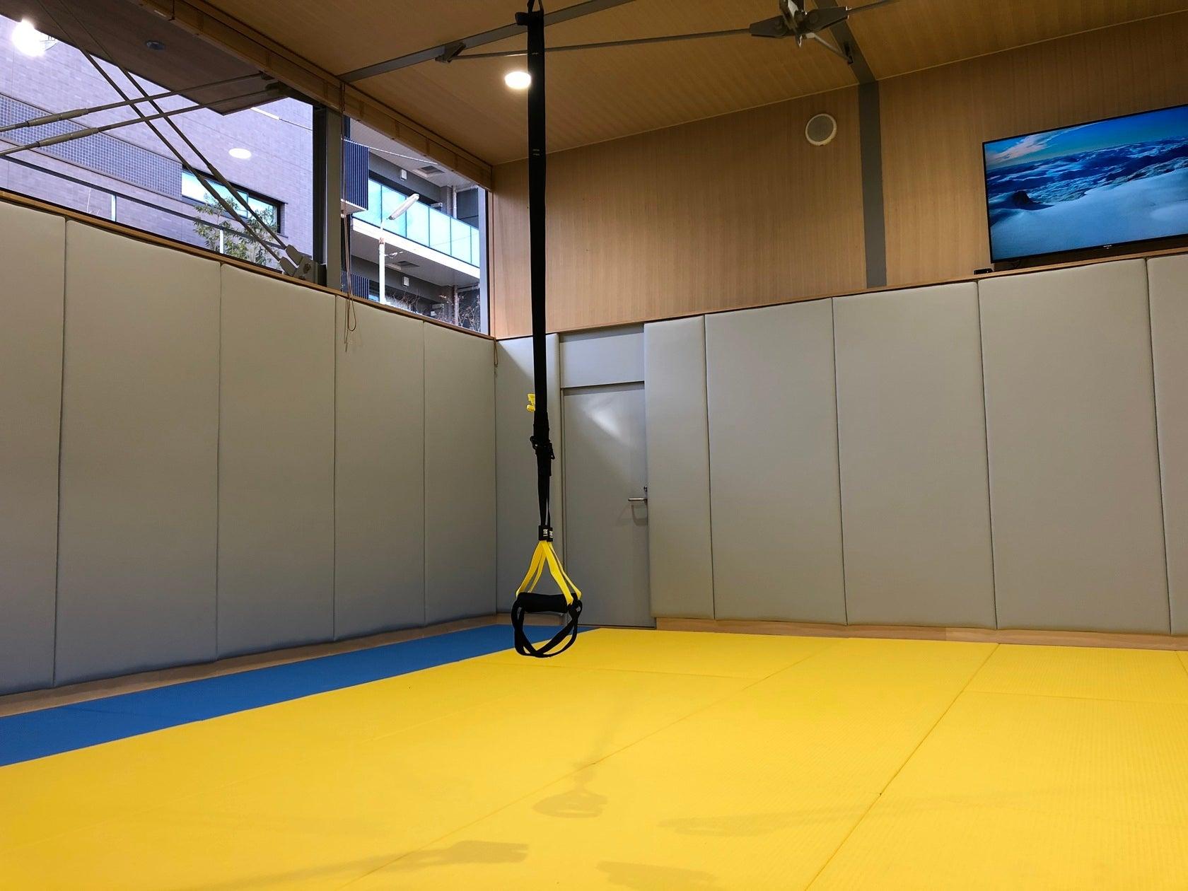【世田谷区・尾山台】駅徒歩5分、広々32畳の柔道場。格闘技、トレーニング、ヨガ、ピラティス、様々な用途にどうぞ。 の写真
