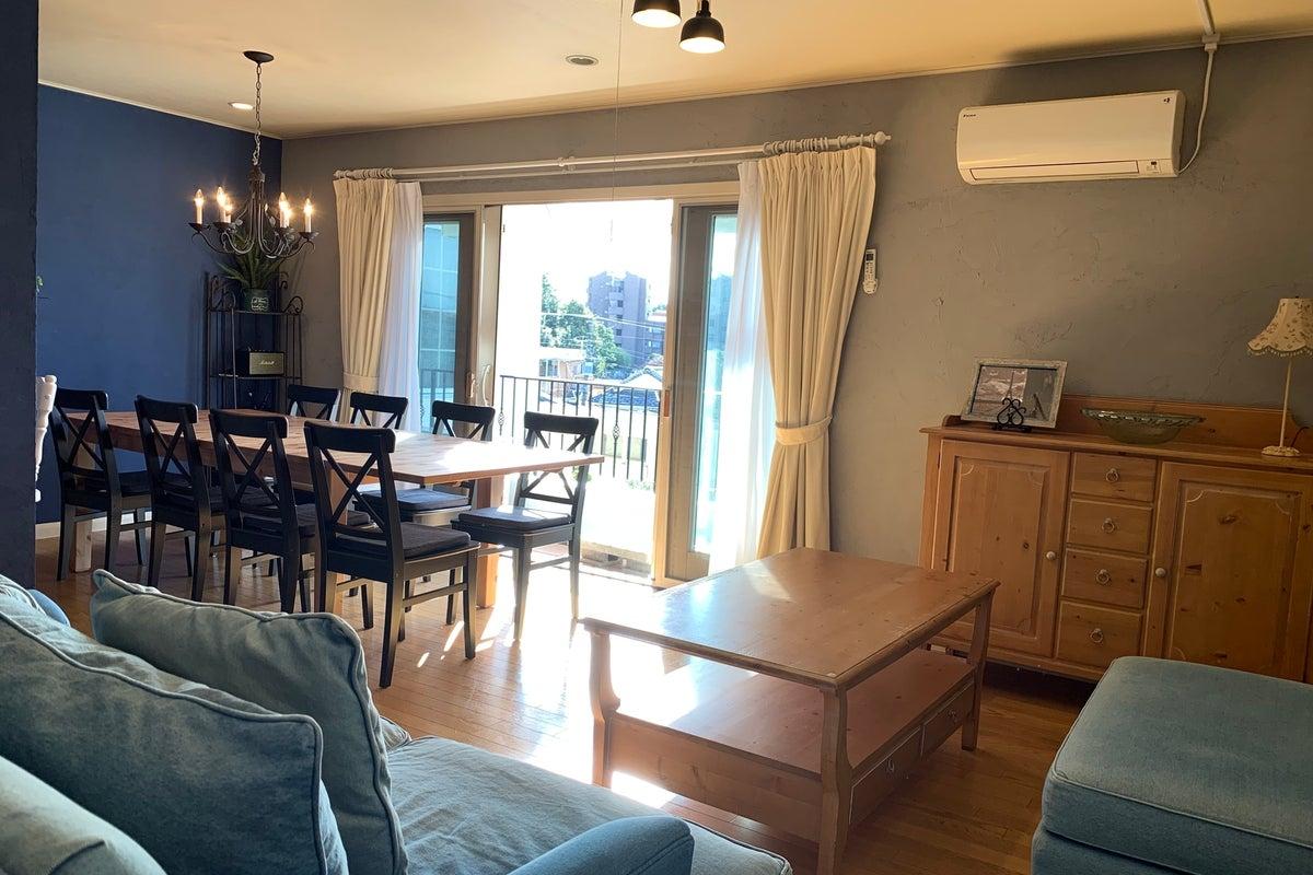 哲学堂Hills 眺めのいい部屋 広々80㎡で海外B&Bホテル風空間を味わおう♪リーズナブル¥820~ の写真