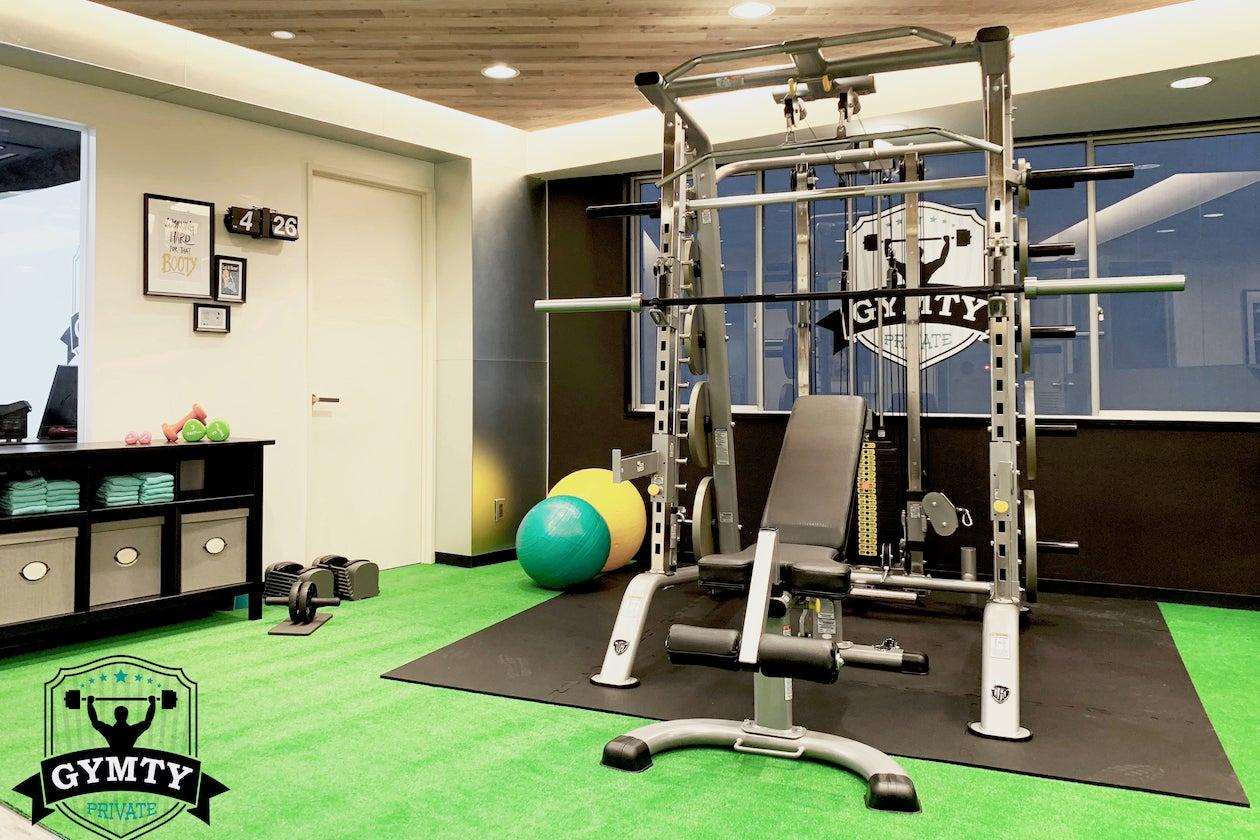 【西梅田駅徒歩3分】プライベートスポーツジムスペース GYMTY ジムティ トレーニングジム(【西梅田駅徒歩3分】プライベートスポーツジムスペース GYMTY ジムティ トレーニングジム) の写真0