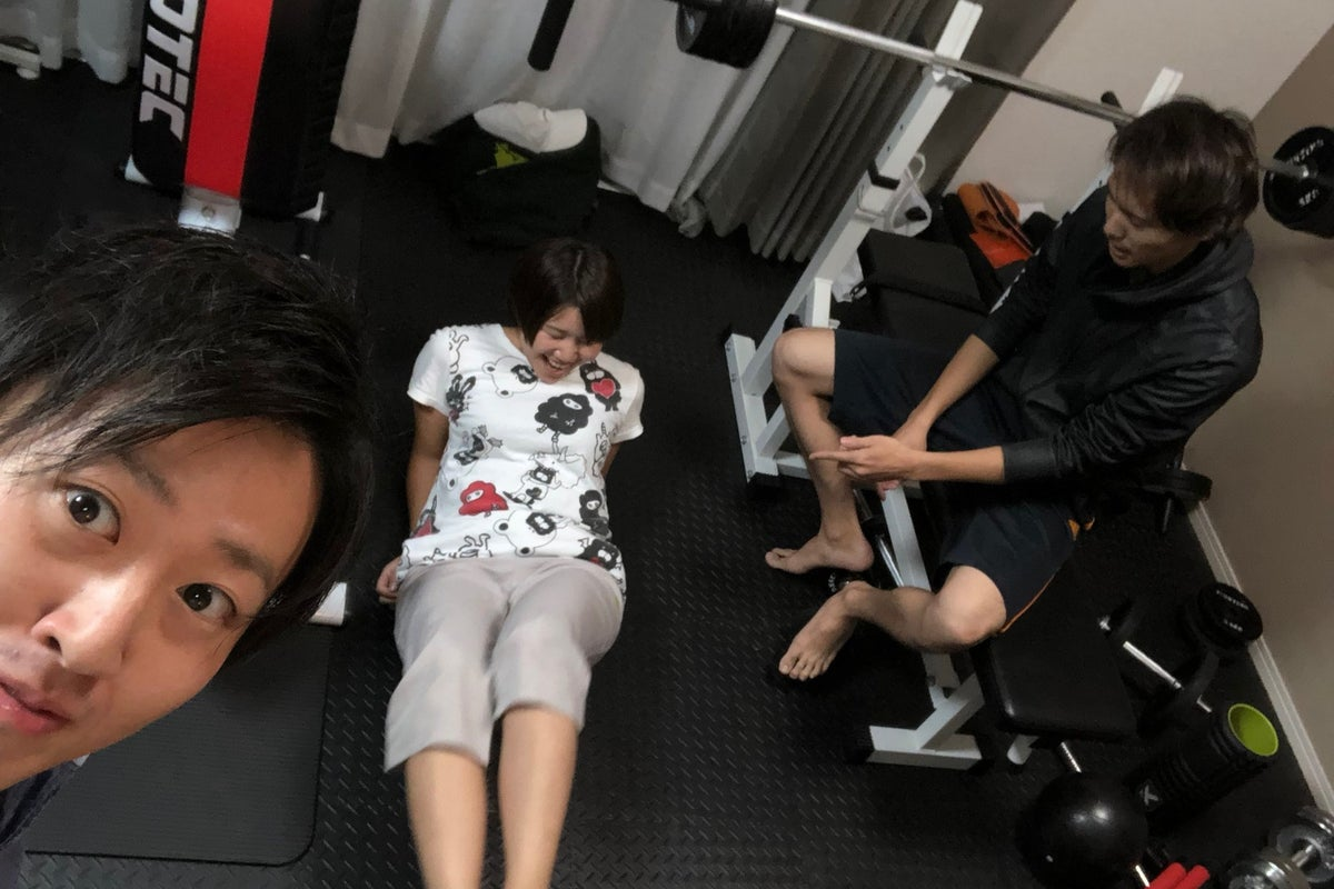 ☆パーソナルトレーナー付きトレーニングスペース☆ の写真