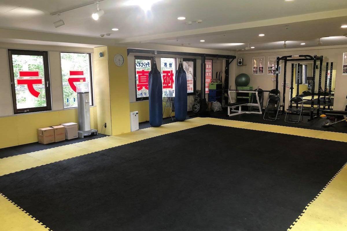 【DoJog埼玉県志木道場】完全個室のスタジオ!ダンスやヨガなど、幅広い用途で利用可 の写真