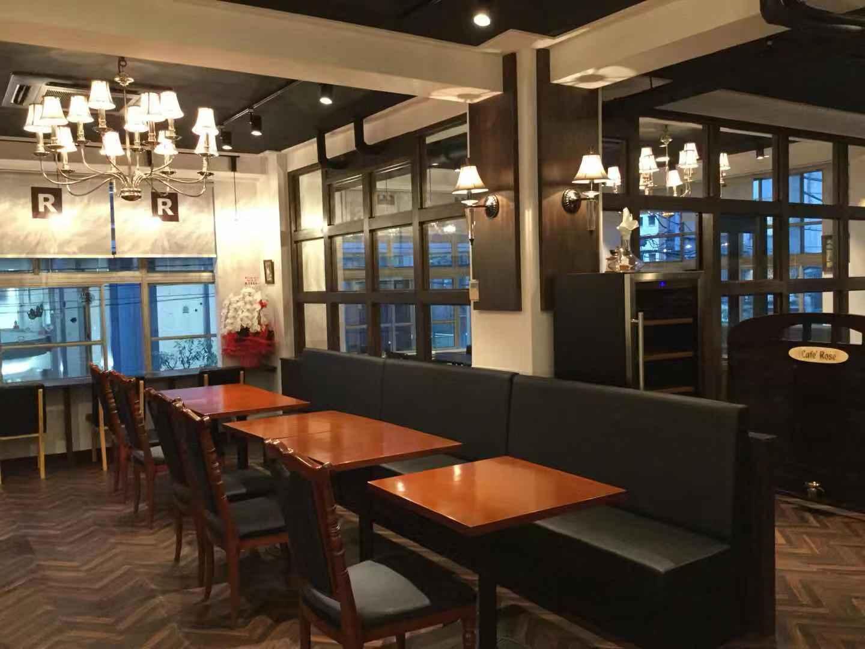 JR御徒町駅から徒歩3分!カフェレストランなのでアレンジが自由自在!!@ Cafe Rose の写真