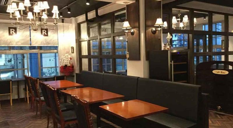 JR御徒町駅から徒歩3分!カフェレストランなのでアレンジが自由自在!!@ Cafe Rose