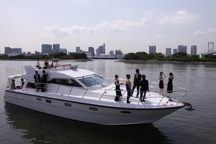 【東京・横浜エリア】ヨーロピアンクルーザーでオーナー気分を! の写真