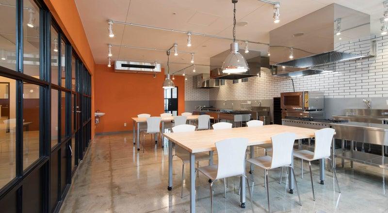 プロ仕様の広々レンタルキッチン!商品試作・料理教室・パーティまで幅広くこなせます