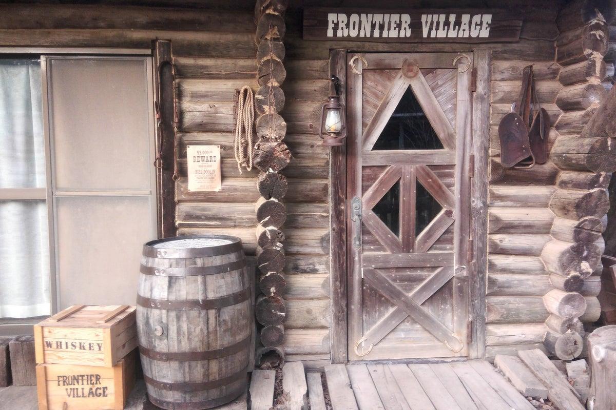 ウエスタンスタイルの牧場 半面貸し 各種様々なイベントに の写真