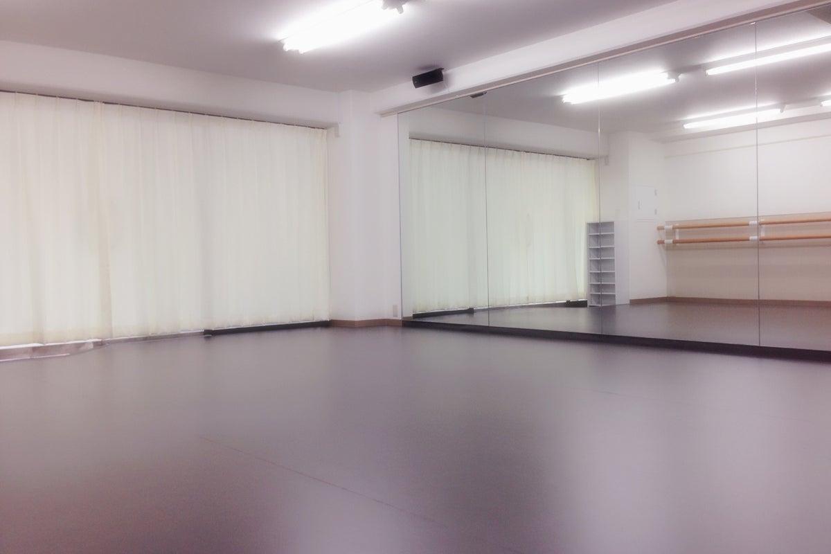 リノ・衝撃吸収床の綺麗なスタジオ!各種ダンス自主練やWS開催などに! の写真