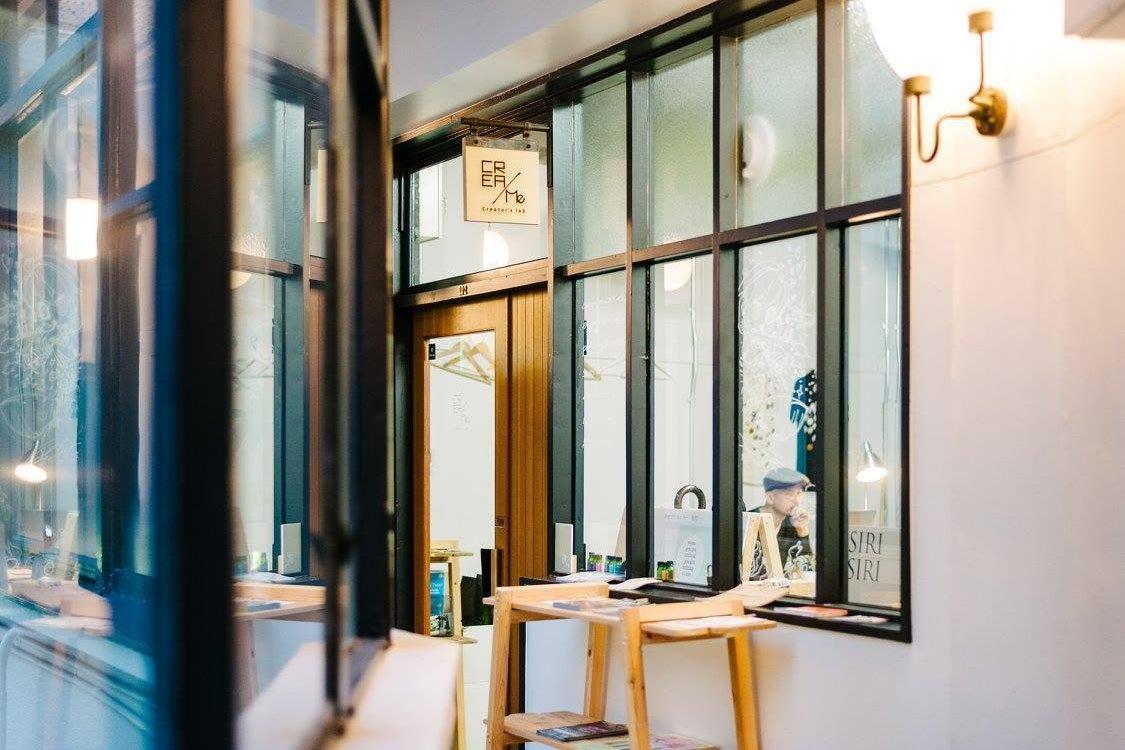 【桜川駅すぐ!】築60年のリノベされた昭和レトロビル。イベント、ワークショップ、作品制作などに! の写真