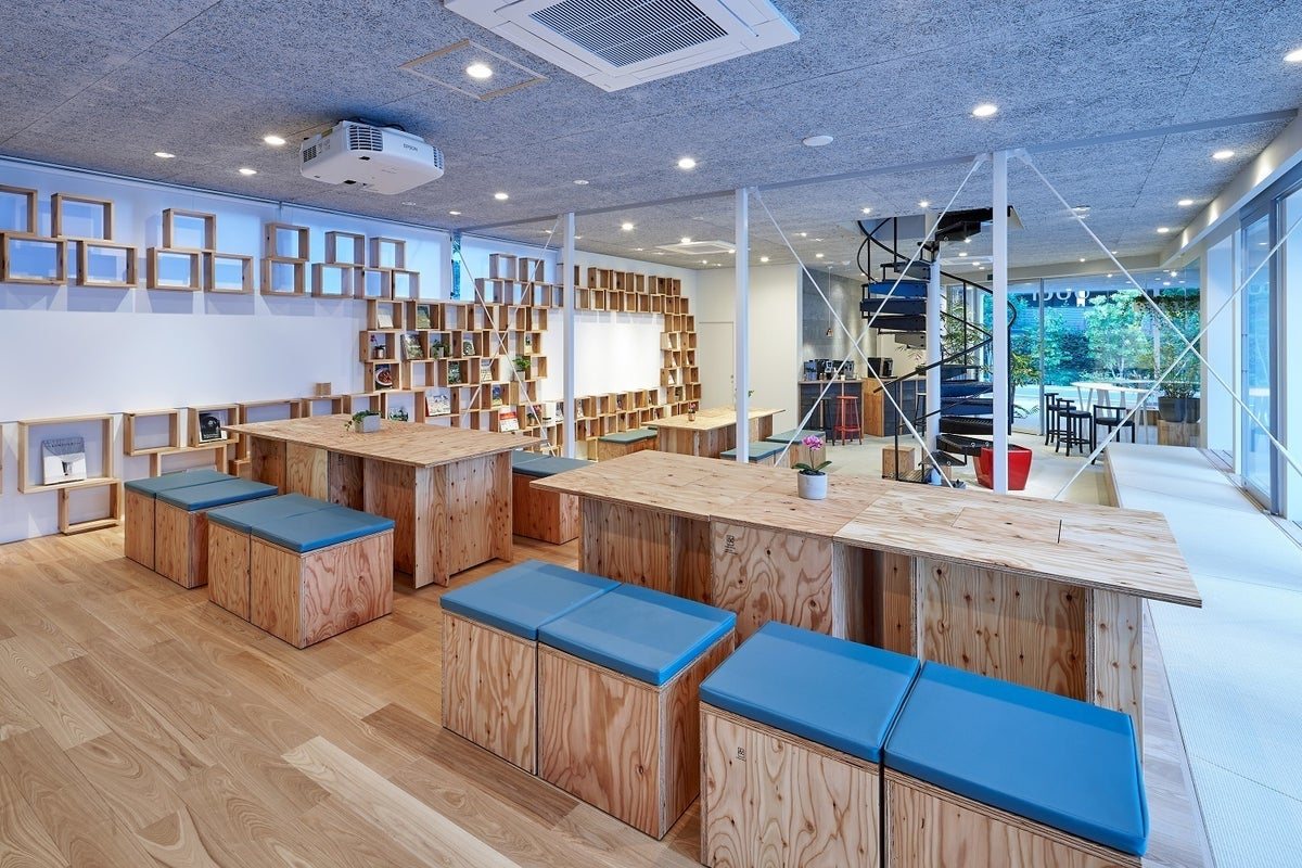 【大井町】スタッフ常駐★自然光あふれるイベントスペース・会議・撮影もOK!デザイナーズスペース の写真
