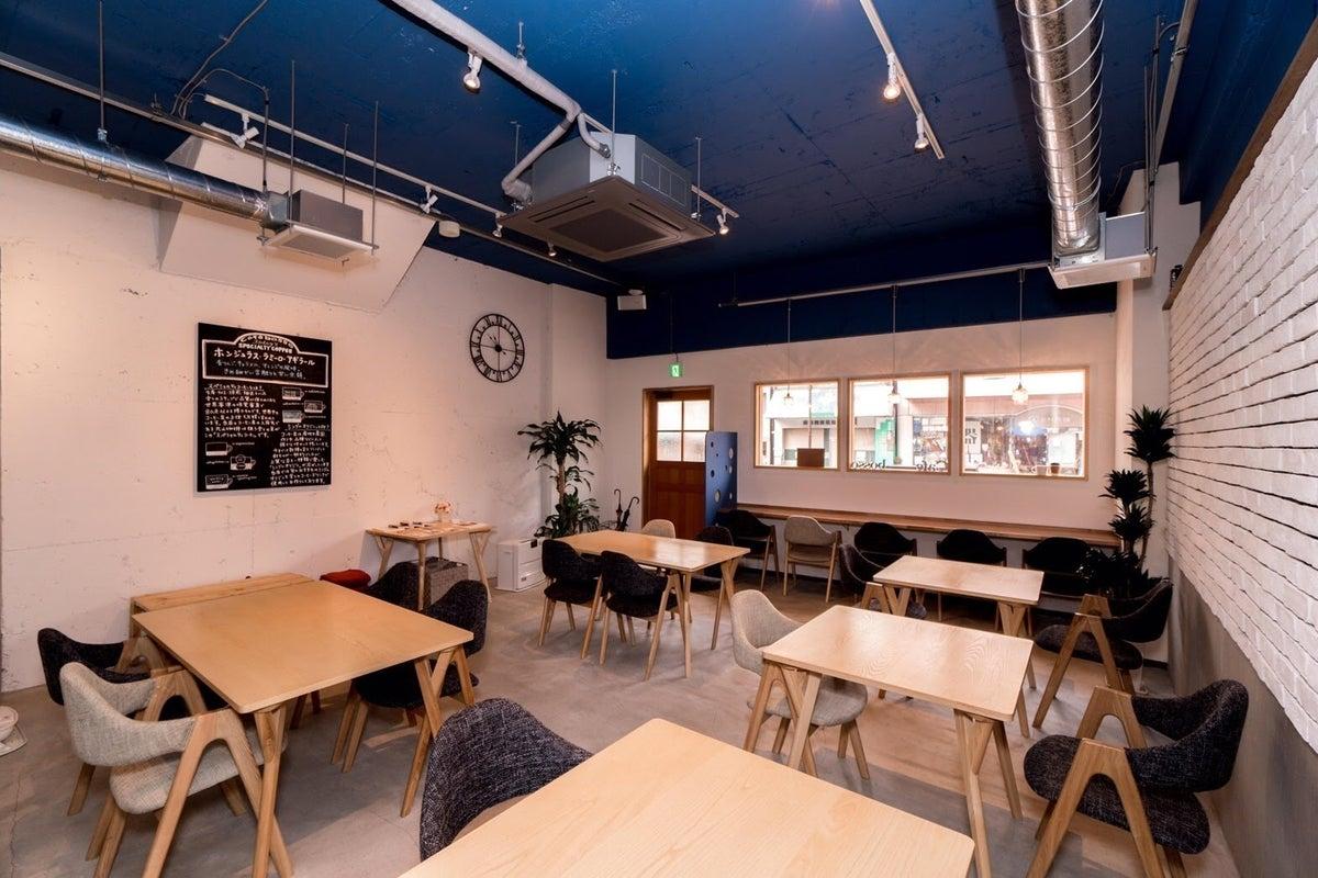 【長野県上田市】ゆったり解放感のあるカフェ。新幹線の駅近で良アクセス! の写真