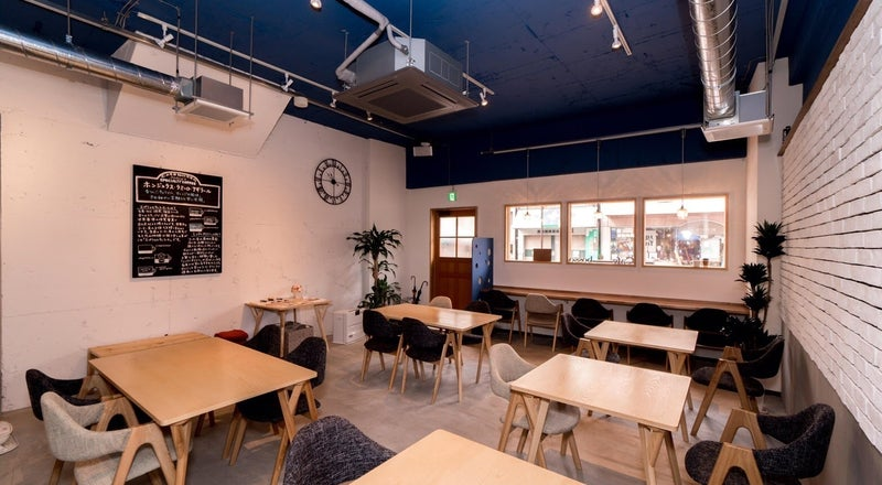 【長野県上田市】ゆったり解放感のあるカフェ。新幹線の駅近で良アクセス!
