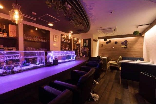 京都祇園の隠れ家Cafe &Bar!一日Bar経営、1日Cafe経営、経営体験、会議利用、個展などに! の写真