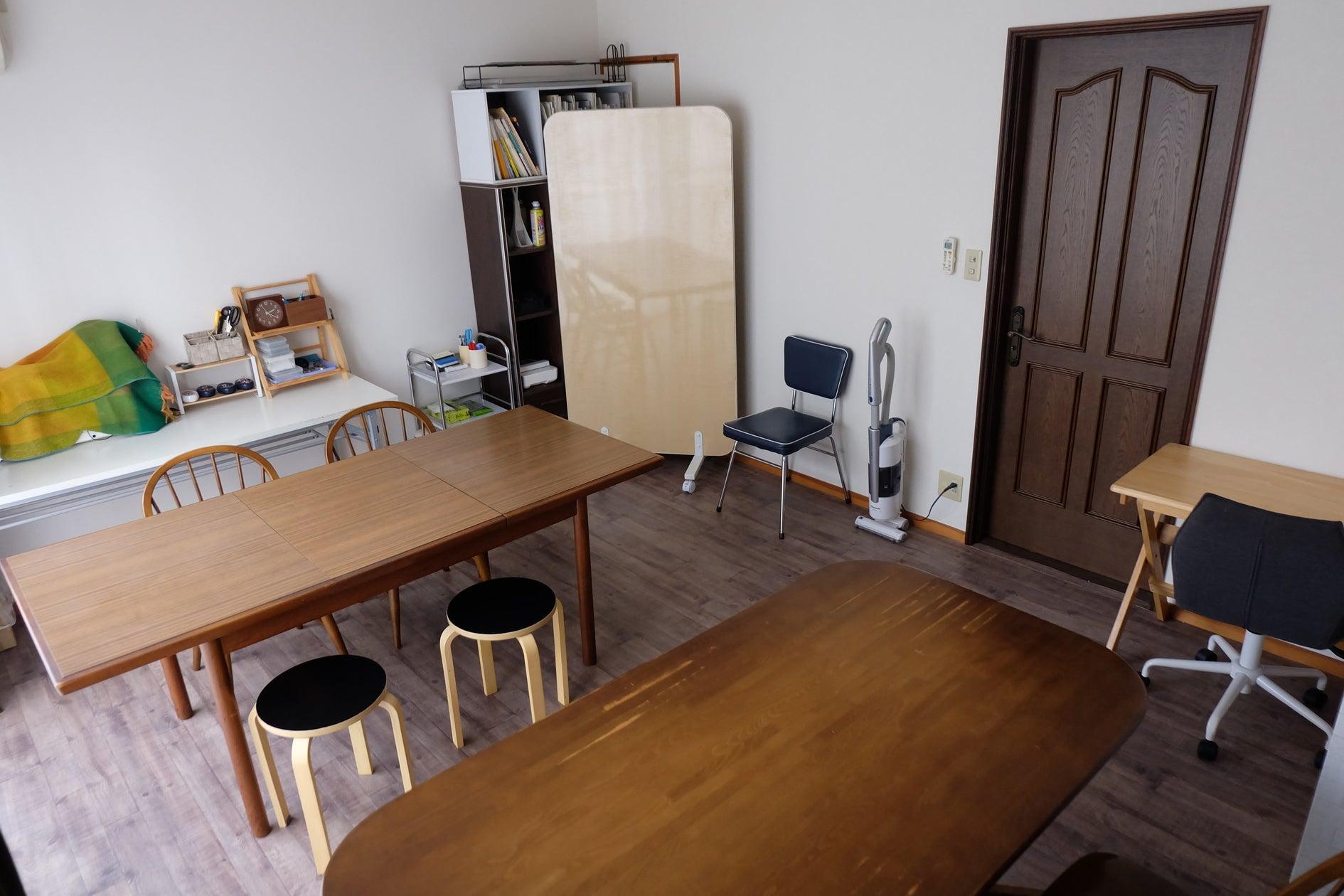 創作室(8畳)ハンドメイドやセッションにどうぞ♪(CREATORS VILLAGE HIROSHIMA(クリエイターズビレッジヒロシマ)) の写真0