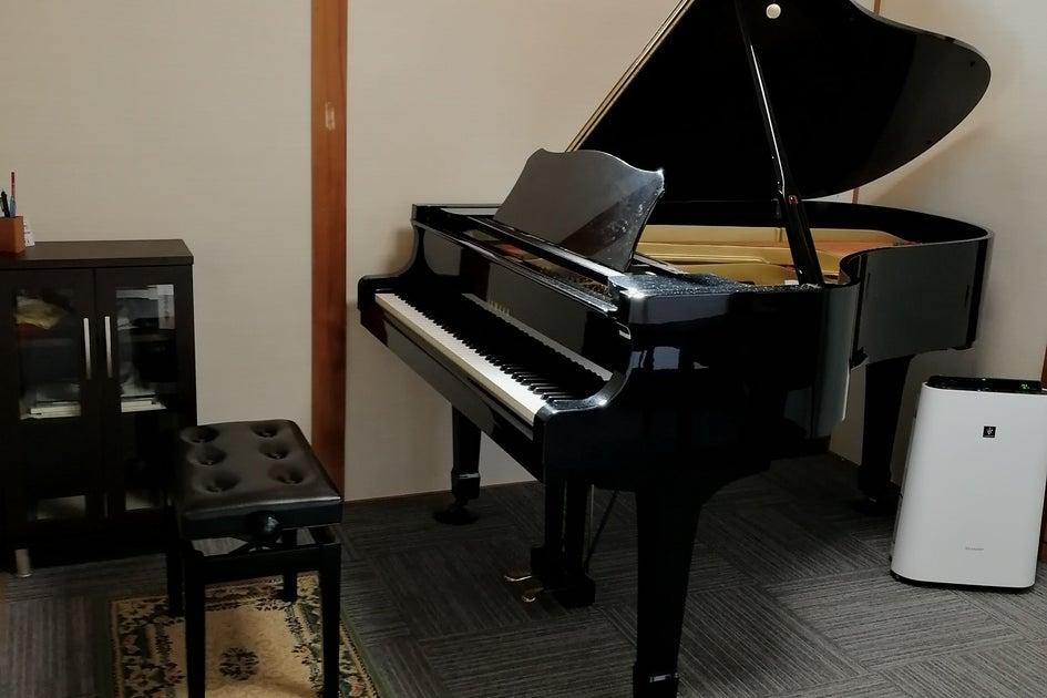2LDKの1軒家を貸切!キッチン、冷蔵庫、冷暖房、洗面、浴室、トイレ完備!グランドピアノ有♪ の写真