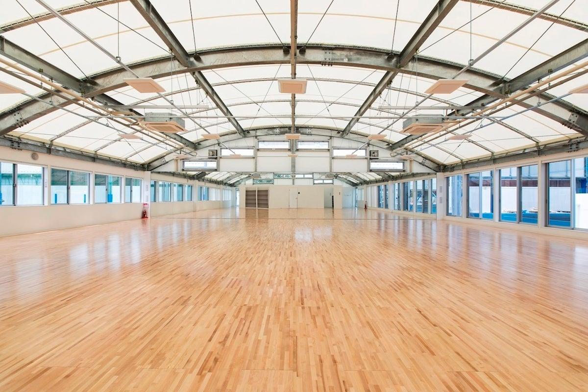 スポル品川大井町にある伊達公子プロデュース約60坪の大型多目的スタジオ の写真