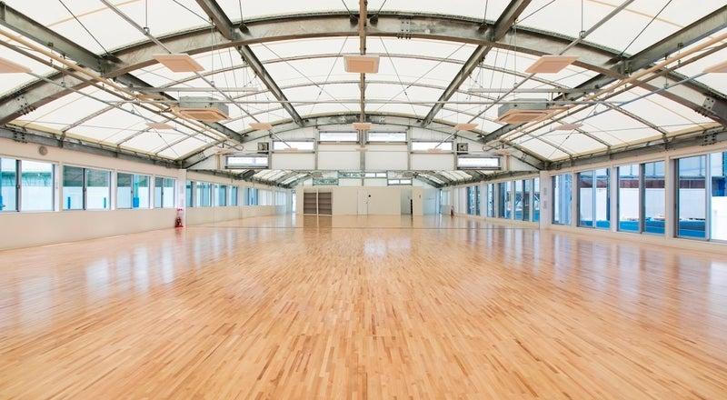 スポル品川大井町にある伊達公子プロデュース約60坪の大型多目的スタジオ