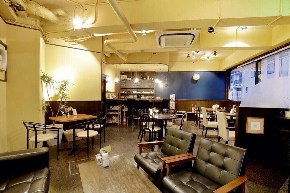 本山徒歩5分!アットホームな雰囲気のカフェを貸し切りに♡スーパー有・持ち込み可 の写真