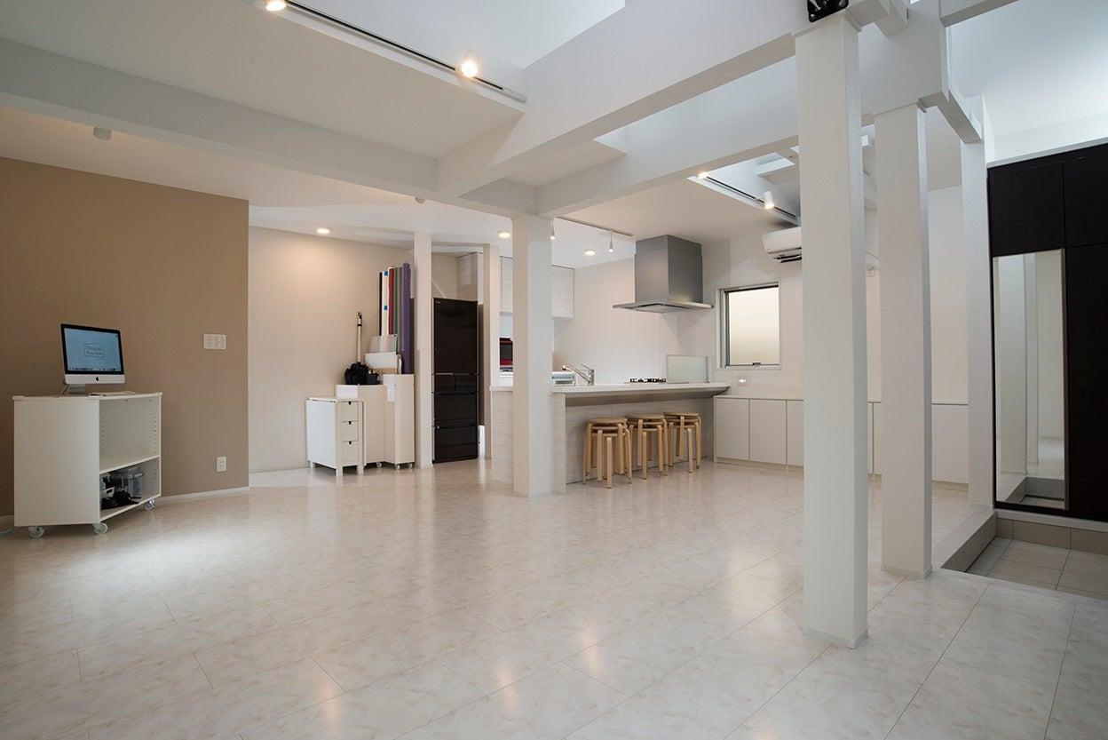 【ミツボシフォトスタジオ】撮影機材もキッチン家電も充実!白を基調とした空間のキッチンスタジオです。(貸出無料!撮影機材もキッチン家電も充実。スチール撮影に最適のキッチンスタジオです。) の写真0