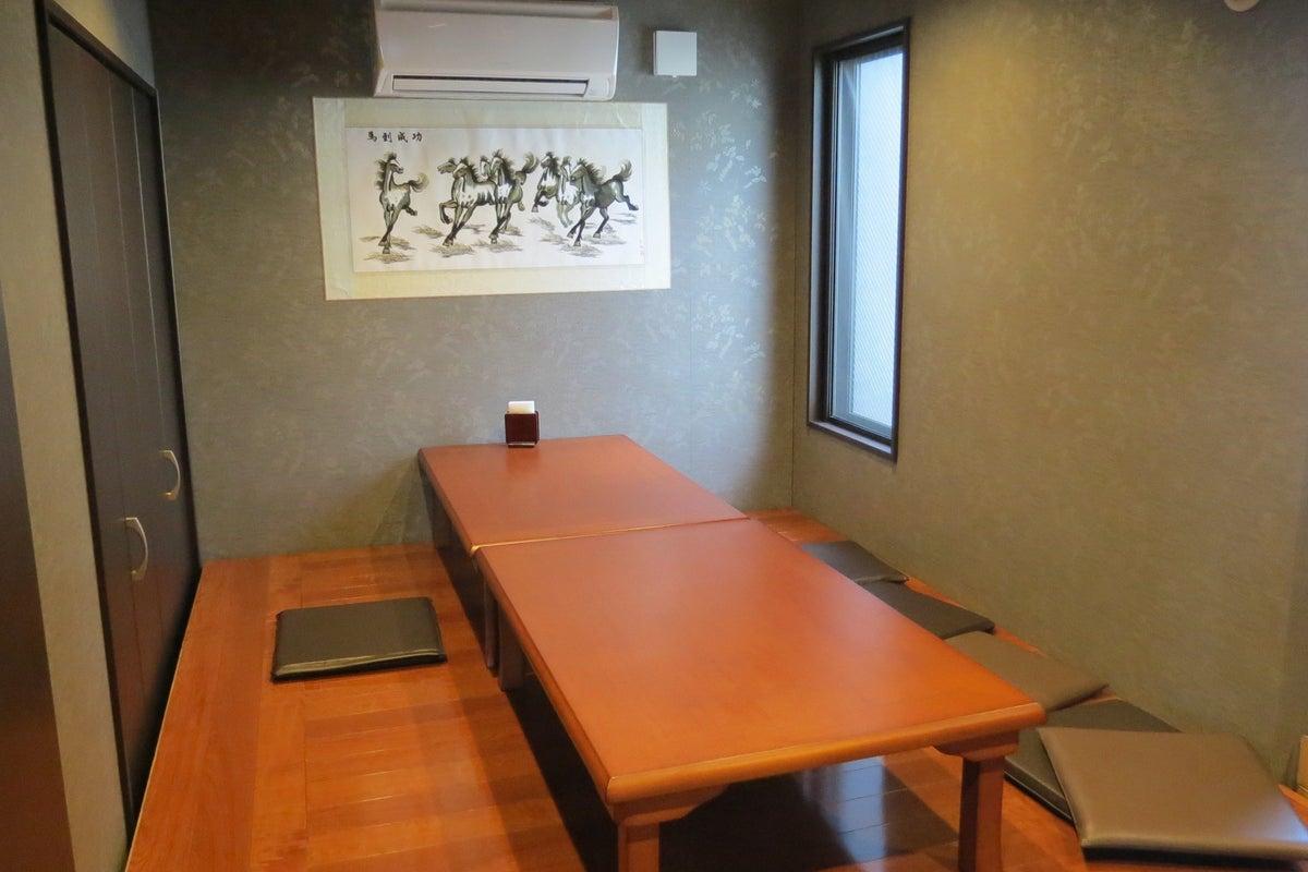 食事会・誕生日会・ママ会・会議、コスプレ撮影などに生かせるスペース、トイレ、収納付き の写真