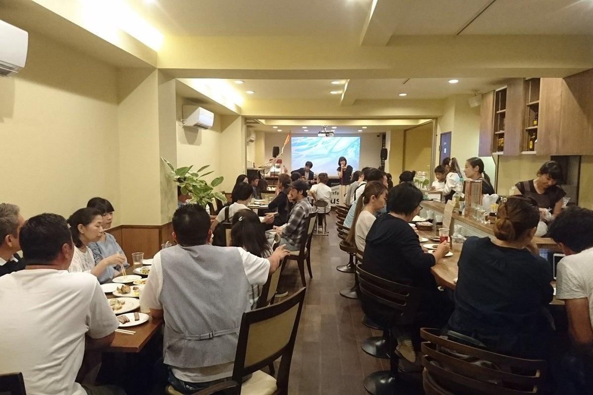 cafe& space Marushin ママ会、発表会、会議等、さまざまなごイベントに合わせてご利用頂けます! の写真