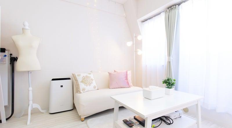 116【スペレンParty渋谷】真っ白なクリエイティブ空間♪ワークショップ/パーティー/最大8名/プロジェクター/撮影/24h